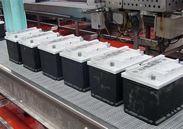 Conveyor Untuk Industri Baterai | Trindo Sukses Mandiri