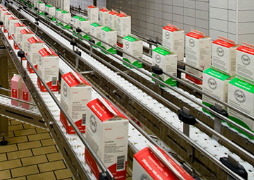 Conveyor Untuk Industri Kemasan | Trindo Sukses Mandiri
