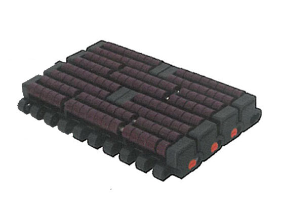 Plastic Modular Belt 1005 Roller Top (A) | Trindo Sukses Mandiri