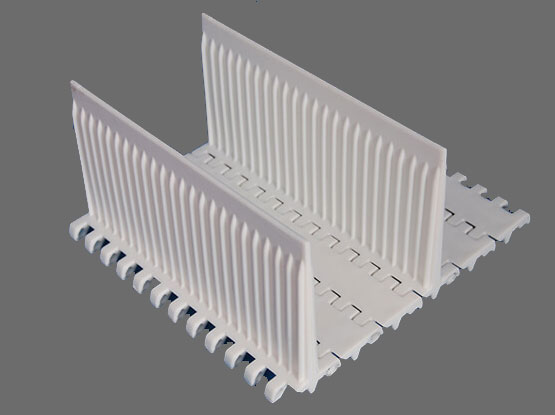 Plastic Modular Belt 1600 Flat Top Base Flights | Trindo Sukses Mandiri