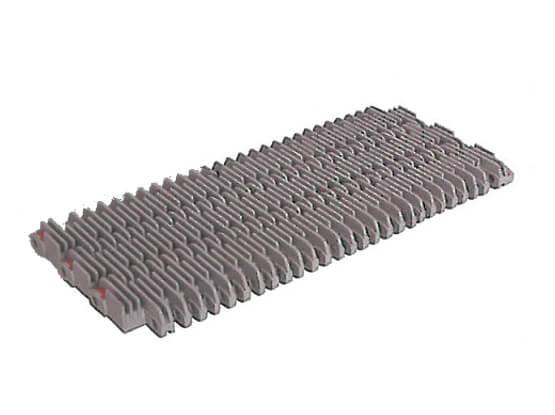 Plastic Modular Belt 3110 Raised Rib | Trindo Sukses Mandiri