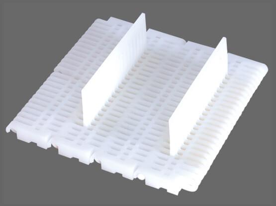 Plastic Modular Belt 400 Flush Grid Base Flights | Trindo Sukses Mandiri