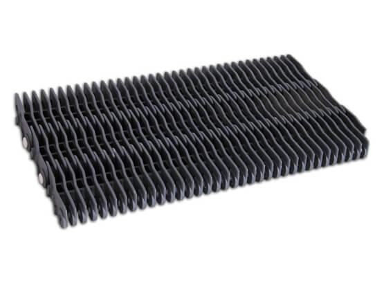 Plastic Modular Belt 400 Raised Rib | Trindo Sukses Mandiri