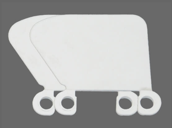 Plastic Modular Belt 400 Sideguards | Trindo Sukses Mandiri