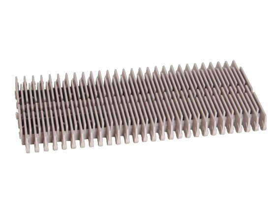 Plastic Modular Belt 4809 Raised Rib | Trindo Sukses Mandiri