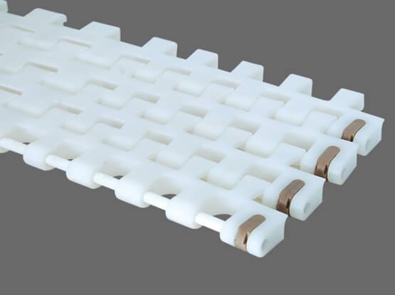 Plastic Modular Belt 7956 Radius Solid Top | Trindo Sukses Mandiri