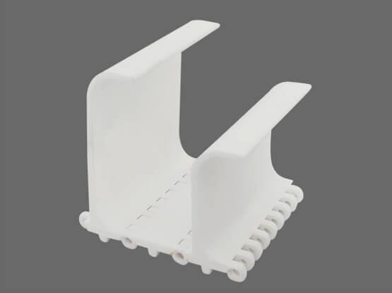 Plastic Modular Belt 800 Scoop Flights | Trindo Sukses Mandiri