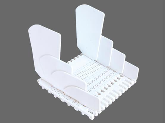 Plastic Modular Belt 800 Sideguards | Trindo Sukses Mandiri