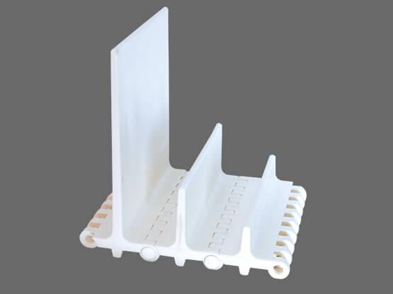 Plastic Modular Belt 800 Streamline Flights | Trindo Sukses Mandiri