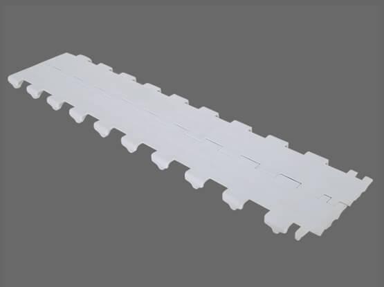 Plastic Modular Belt 850 Flat Top | Trindo Sukses Mandiri