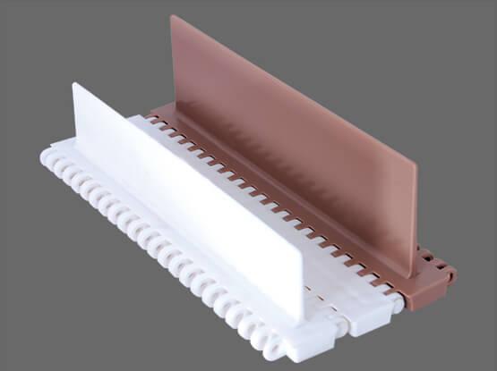 Plastic Modular Belt 900 Flat Top Base Flights | Trindo Sukses Mandiri