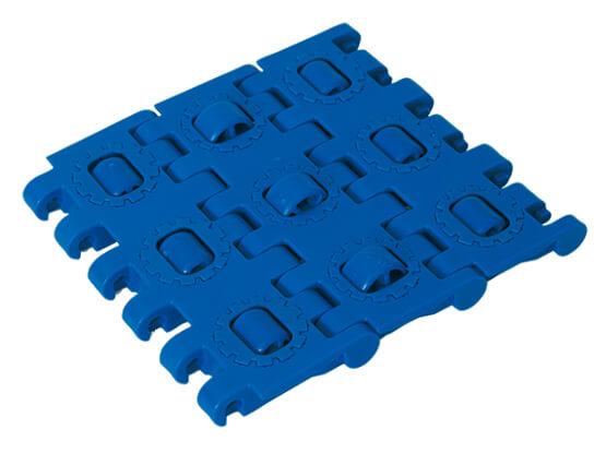 Plastic Modular Belt RTB Roller Top | Trindo Sukses Mandiri