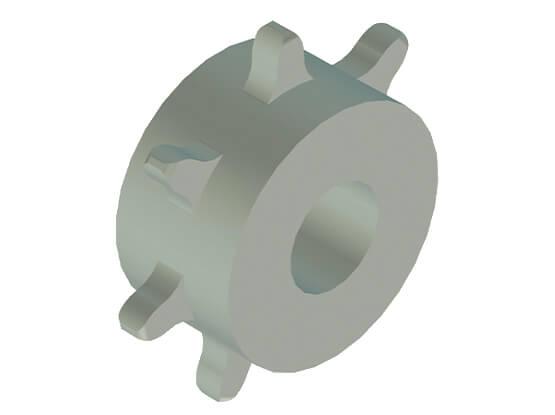 Plastic Modular Belt Classic Sprocket IS615 | Trindo Sukses Mandiri