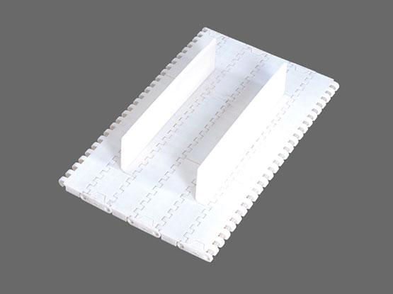 Plastic Modular Belt Flat Top Base Flight 1000 | Trindo Sukses Mandiri