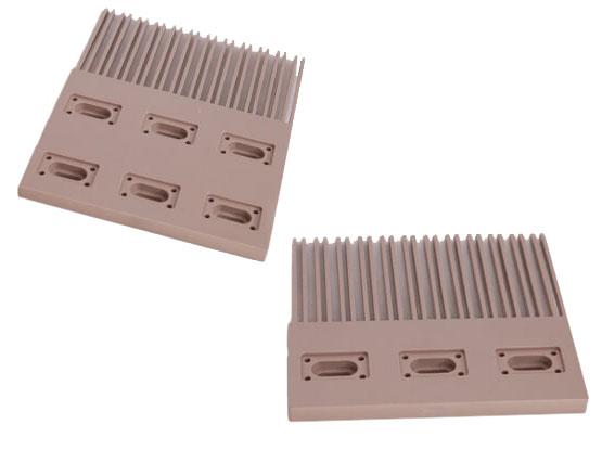 Plastic Modular Belt L SNB Finger Transfer Plates | Trindo Sukses Mandiri