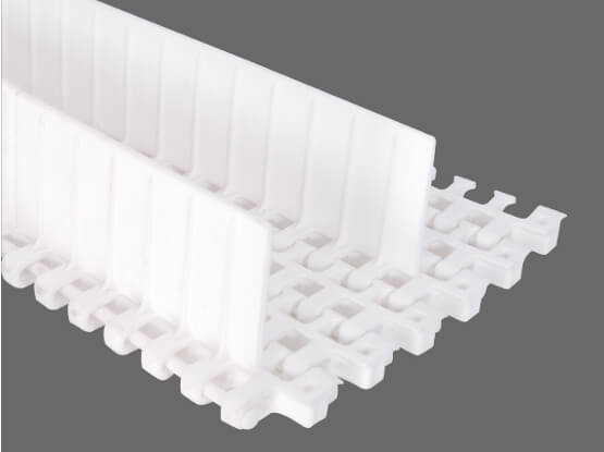 Plastic Modular Belt M2540 Flush Grid Base Flights | Trindo Sukses Mandiri