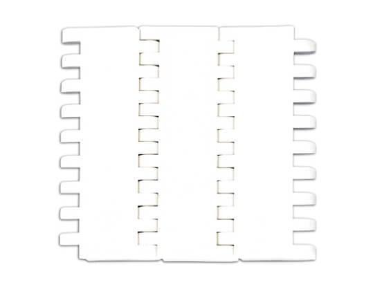 Plastic Modular Belt OPB Flat Top | Trindo Sukses Mandiri