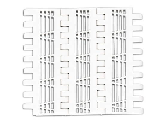 Plastic Modular Belt OPB Flush Grid | Trindo Sukses Mandiri