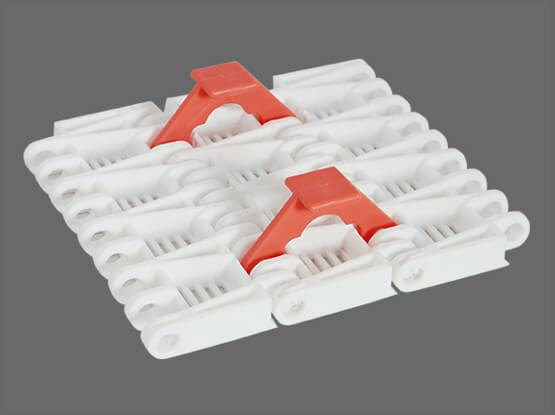 Plastic Modular Belt OPB Hold Down Tabs | Trindo Sukses Mandiri