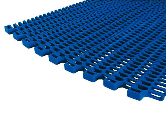 Plastic Modular Belt T508 Spiralox Flush Grid | Trindo Sukses Mandiri