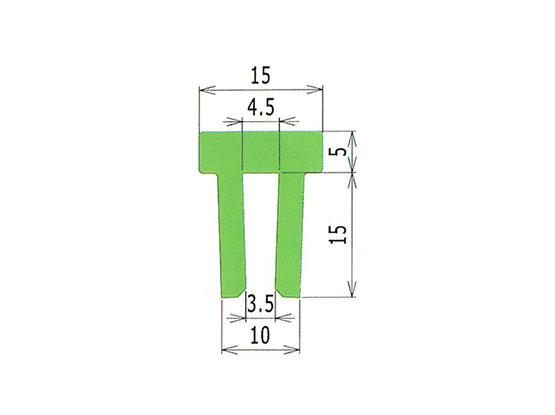 Wear Strips U1 | Trindo Sukses Mandiri