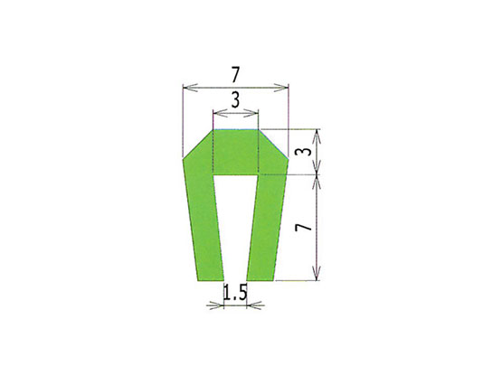 Wear Strips U7 | Trindo Sukses Mandiri