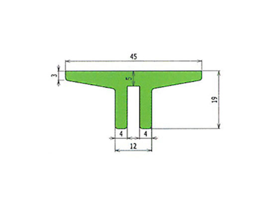 Wear Strips W38 | Trindo Sukses Mandiri